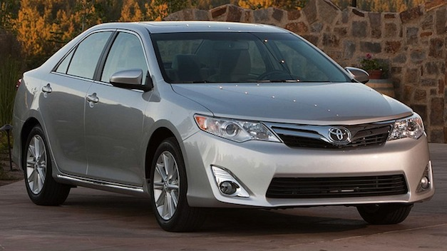 Seeking a Toyota Certified Used Camry?  Turn to ToyotaTown London