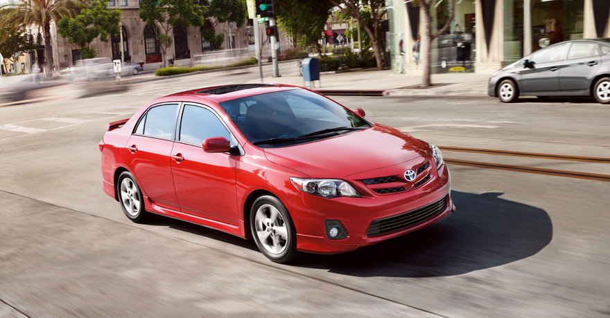 2012 Used Corolla in Kitchener