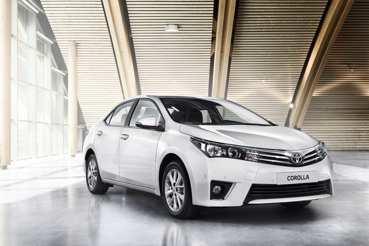 2014 toyota corolla london