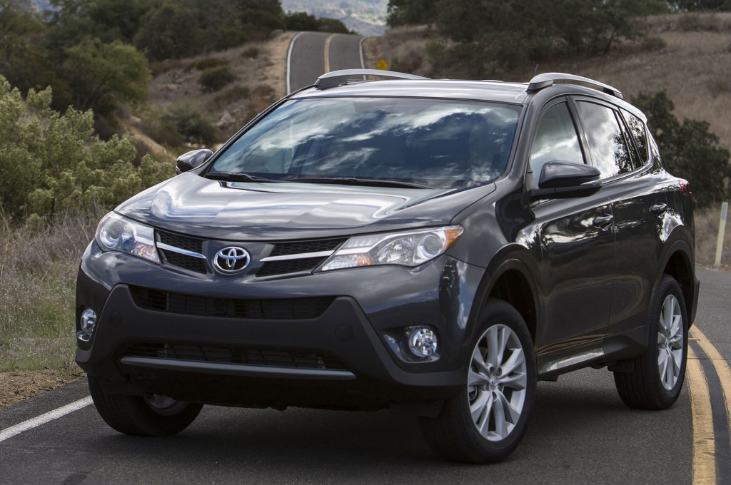 2014 Toyota RAV4 in London