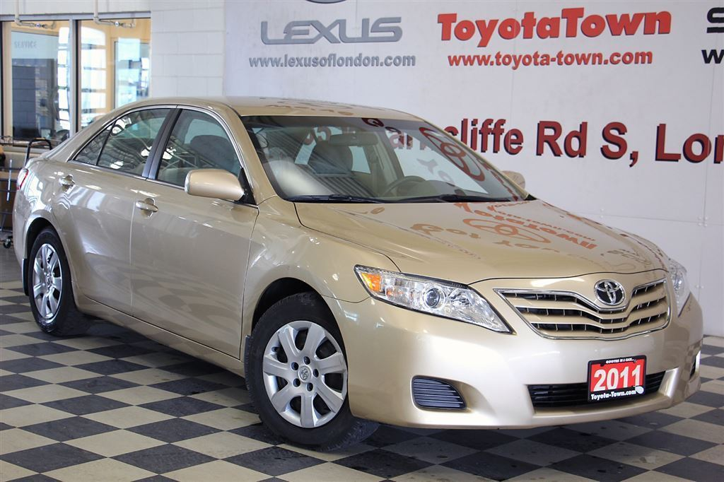 used camry london