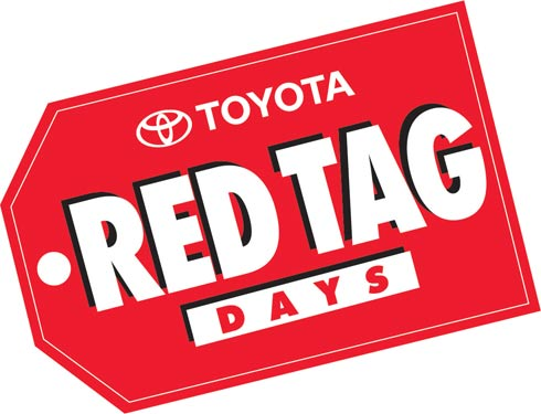 Red Tag Days at ToyotaTown London