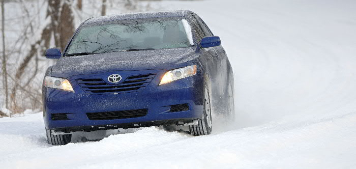 Our Certified Pre-owned Toyotas in Ontario Ready for Winter